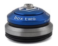 "Box Two Alloy Sealed Integrated Tapered Headset (1.5"") (Blue)"