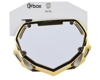 Image 2 for Box Two Number Plate (Gold/Chrome) (S)