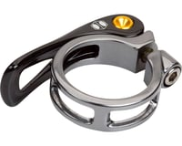 Image 2 for Box Components Helix Quick Release Seat Clamp (Gun Metal) (34.9mm)