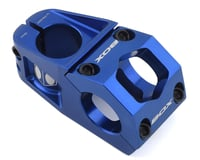 "Image 1 for Box Delta Top Load Stem (Blue) (1-1/8"") (31.8mm Clamp) (53mm)"