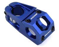 "Image 1 for Box Delta Top Load Stem (Blue) (1-1/8"") (31.8mm Clamp) (60mm)"