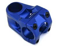 Box One 31.8mm Center Clamp Stem (Blue)