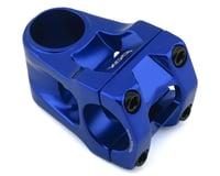 Box One 31.8mm Center Clamp Stem (Blue)