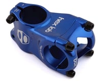 "Box Hex Lab BMX Stem (Blue) (1"") (28.6mm Clamp)"