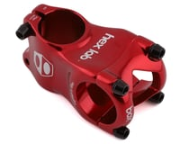 "Box BMX Stem (28.6mm Clamp) (1"") (Red)"