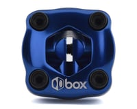 "Image 3 for Box Two Front Load Stem (1-1/8"") (48mm) (Blue)"