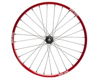 Image 2 for Box One Stealth Expert BMX Wheelset (20 x 1-1/8) (Red)