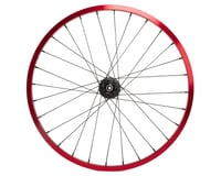 Image 3 for Box One Stealth Expert BMX Wheelset (20 x 1-1/8) (Red)