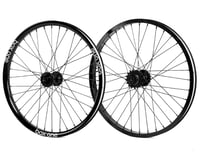 Box Three BMX wheelset (20 x 1.75) (Black)