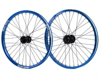 Box Three BMX wheelset (20 x 1.75) (Blue)