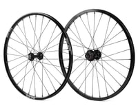 Box Three BMX wheelset (20 x 1-1/8) (Black)