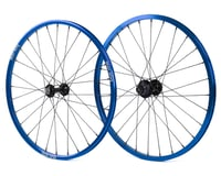 Box Three BMX Wheelset (20 x 1-1/8) (Blue)