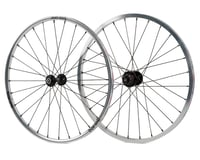 Box Three BMX wheelset (20 x 1-1/8) (Silver)