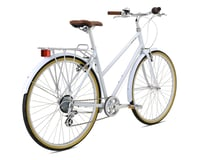 Image 2 for Breezer Downtown EX ST City Bike - 2016 (Grey) (Xsmall)
