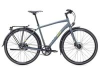 Image 1 for Breezer 2017 Beltway 8+ Commuter Bike (Satin Grey)