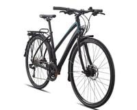 Image 1 for Breezer Greenway Elite Women's Comfort Bike - 2015 (Black/Blue)