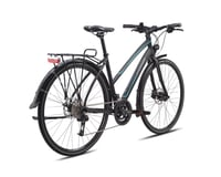 Image 2 for Breezer Greenway Elite Women's Comfort Bike - 2015 (Black/Blue)