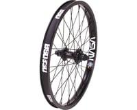 "BSD Mind Rear Wheel - 20"", 14 x 110mm, Rim Brake, Cassette, Black, Clincher"