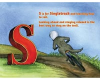 Image 2 for Buddy Pegs Llc B is for Bicycles (Children's Alphabet Book)