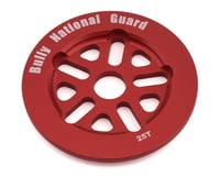 Bully National Guard Sprocket (Red)