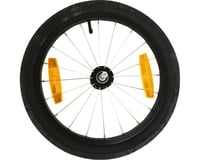 "Burley 16"" Replacement Wheel (Alloy) (Push Button Axle)"