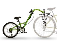 Burley Piccolo 7-Speed Trailercycle (Green) | relatedproducts