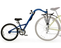 Burley Kazoo Single Speed Trailercycle (Blue)