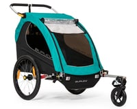 Burley Encore X Child Trailer (Turquoise)