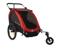 Burley Honey Bee Bike Trailer (Red)