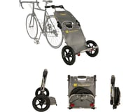 Image 3 for Burley Travoy Cargo Trailer System (Silver/Black)