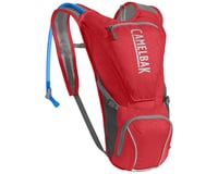 Camelbak Rogue Hydration Pack (85oz) (Racing Red/Silver)