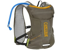 Camelbak Chase Bike Vest 50oz Hydration Pack (Shadow Grey/Iceland Poppy)