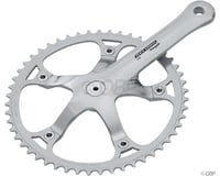 Campagnolo Record Track Crankset (Silver) (Single Speed) (Square Taper)
