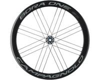 Image 6 for Campagnolo Bora One 50 Disc Brake Wheelset (Dark Label) (700c) (Clincher)