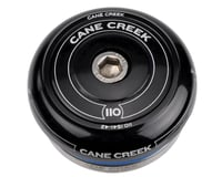 Cane Creek 110 Short Cover Headset (Black) (IS41/30) (28.6mm Threadless) | relatedproducts