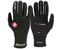 Castelli Perfetto RoS Long Finger Gloves (Black)