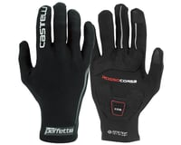 Castelli Perfetto Light Long Finger Gloves (Black)