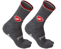 Castelli Quindici Soft Sock (Anthracite)