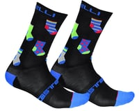 Castelli Pazzo 18 Socks (Black)