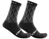 Castelli Cubi 18 Socks (Black)
