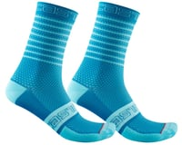 Castelli Superleggera 12 Women's Sock (Marine Blue)