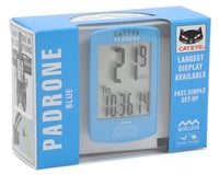 Image 4 for CatEye Padrone Bike Computer (Blue)