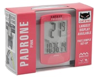 Image 4 for CatEye Padrone Bike Computer (Pink)