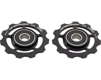 CeramicSpeed Shimano 11-speed Pulley Wheels: Alloy, Black