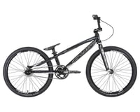 "CHASE 2021 Element 24"" Cruiser BMX Bike (Black/White) (21.25"" Toptube)"