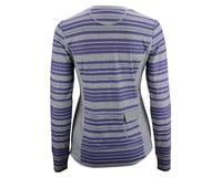 Image 1 for CHCB Women's Haley Henley Long Sleeve Jersey (Purple)