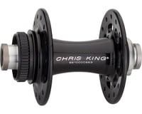 Chris King R45D 12mm Front Disc Hub (Black) (28 Hole) (Centerlock) | relatedproducts