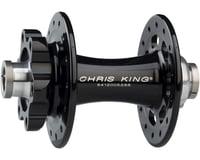 Image 1 for Chris King R45D 12mm Front Disc Hub (Black) (28 Hole) (6-Bolt)
