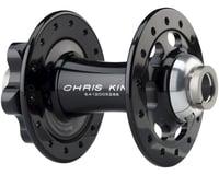 Image 2 for Chris King R45D 12mm Front Disc Hub (Black) (28 Hole) (6-Bolt)