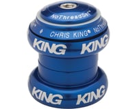 "Chris King NoThreadSet Bold Headset (Navy) (1-1/8"") 